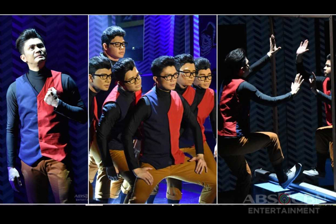 IN PHOTOS: Balikan ang naging winning performance ng
