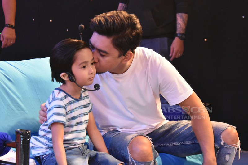 IN PHOTOS: How a father's love is beyond measure in Team Jugs and Teddy's Magpasikat 2018 performance