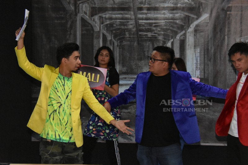 LOOK: How Team Jugs and Teddy prepared for their heart-tugging performance for Magpasikat 2018