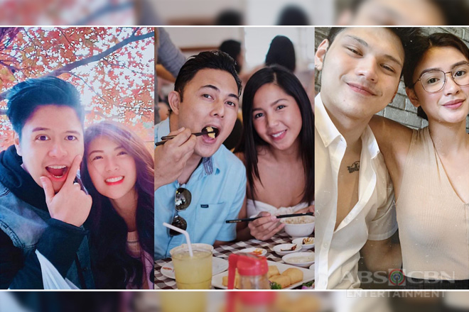 CHECK THIS OUT! Sweet photos of It's Showtime's Girltrends being girlfriend!