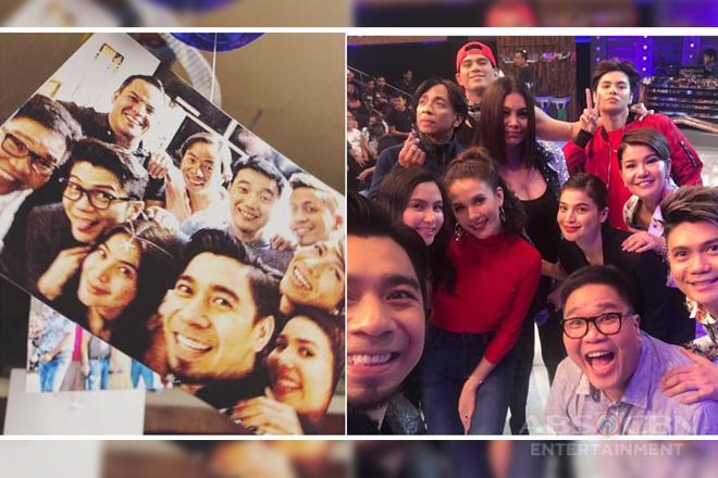 Hindi mabubuwag! Mga litrato ng pagkakaibigan nabuo ng It's Showtime family sa loob ng 9 years!