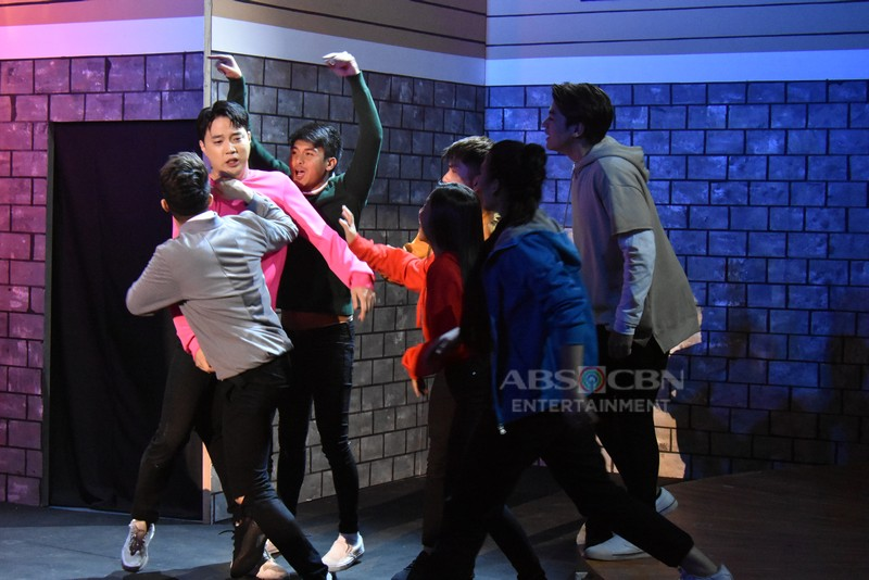 LOOK: Team Vhong & Ryan takes the message against bullying to a whole new level in scintillating, illusory Magpasikat 2018 performance