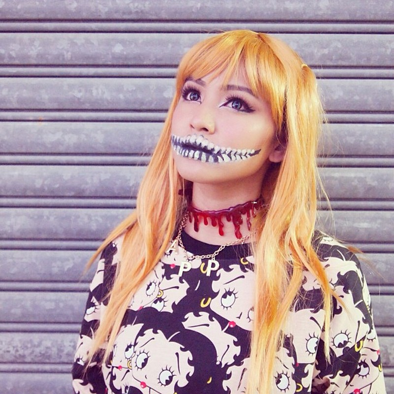 IN PHOTOS: Let Nadine Lustre show you how to slay Halloween looks