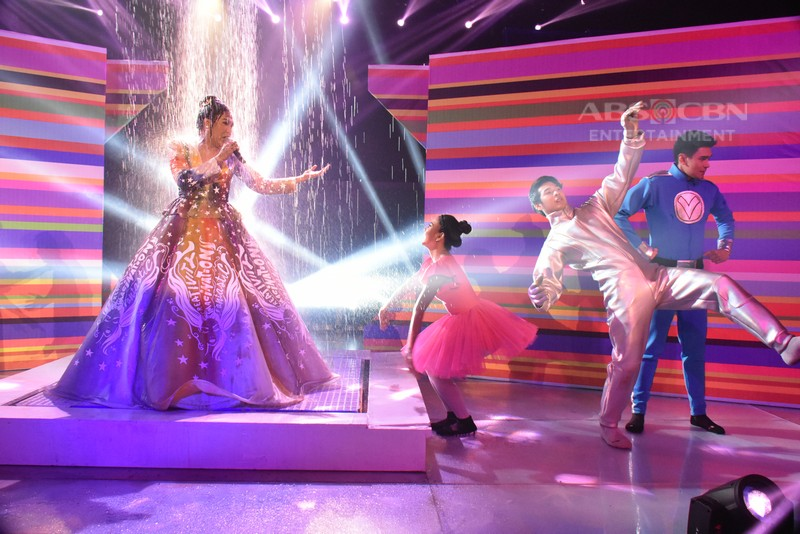 POWER IN COLOR: Team Vice & Tyang Amy's dreamy Magpasikat 2018 number in photos