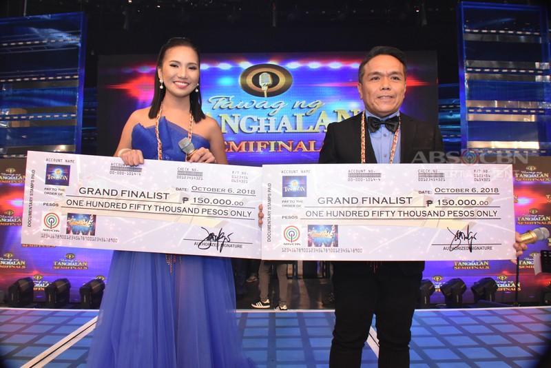 PHOTOS: Tawag Ng Tanghalan 3 Quarter 1 Semi Finals