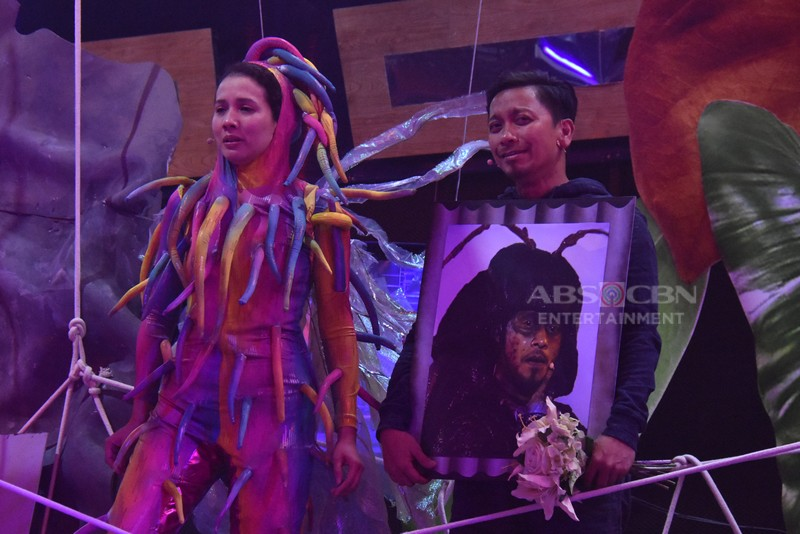 LOOK: How Team Jhong and Karylle prepared for breathtaking bug-themed Magpasikat 2018 musical about diversity and inclusion.