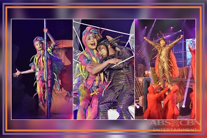 IN PHOTOS: Team Jhong and Karylle highlights acceptance in grand