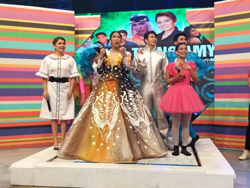 IN PHOTOS: Here's what you didn't see after Magpasikat 2018 performance