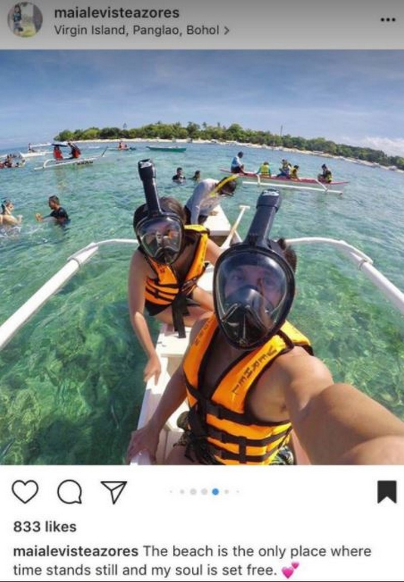 47 romantic photos of Jhong Hilario with Maia, the woman who stole his heart!
