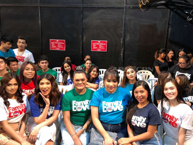 PHOTOS: It's Showtime family at the #FamilyIsLove SID Shoot