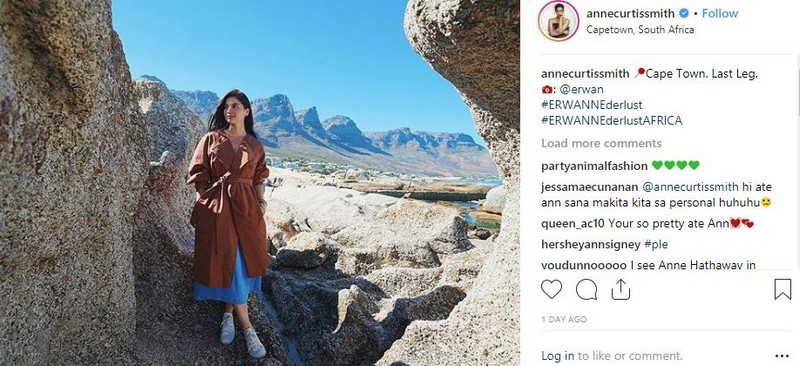 Anne-Curtis-Erwan-Heussaff-honeymoon-Africa-1