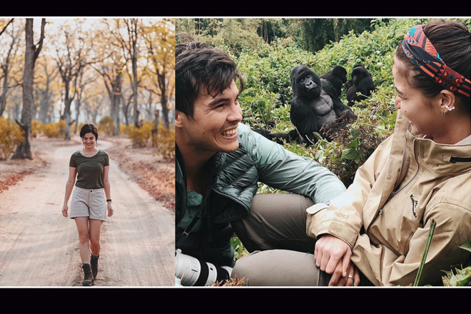 LOOK: Anne's vacay photos with Erwan in Africa would make you want to go there now!