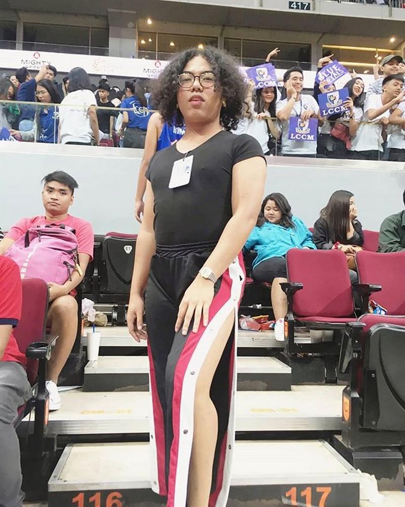 IN PHOTOS: Kilalanin ang kauna-unahang Miss Q & A InterTALAKtic 2019 Hall Of Famer Czedy