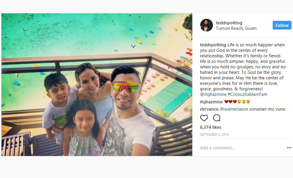 The beautiful family of birthday boy Teddy Corpuz in 37 photos