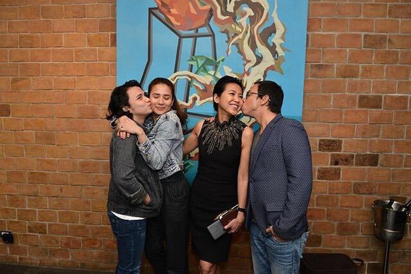 Cuddle Weather! Mga It's Showtime family na nahuli ng camera na may kayakap!