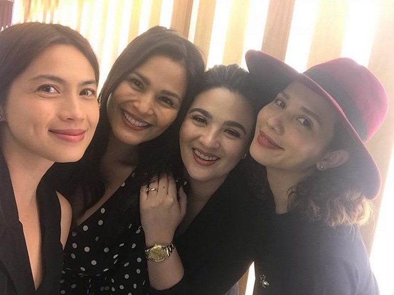 IN PHOTOS: Karylle's friendship with Iza, Sunshine & Diana through the years!