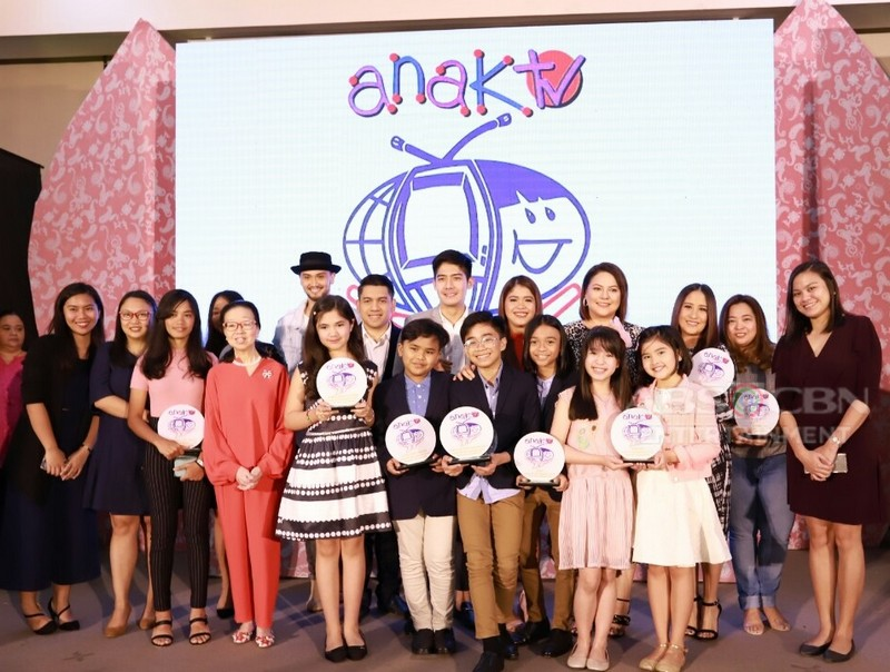 ABS-CBN programs, personalities get seal of Approval from Anak TV