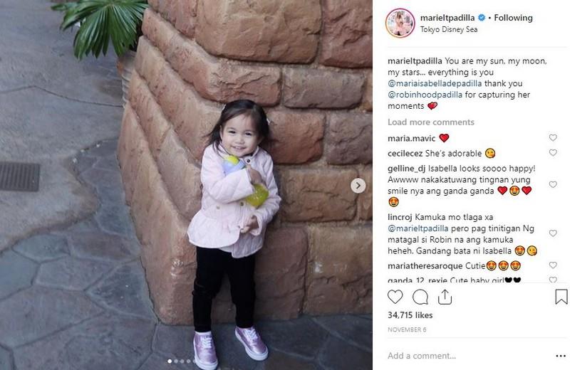 Meet Mariel Rodriguez-Padilla's adorable baby Maria Isabella in 35 photos