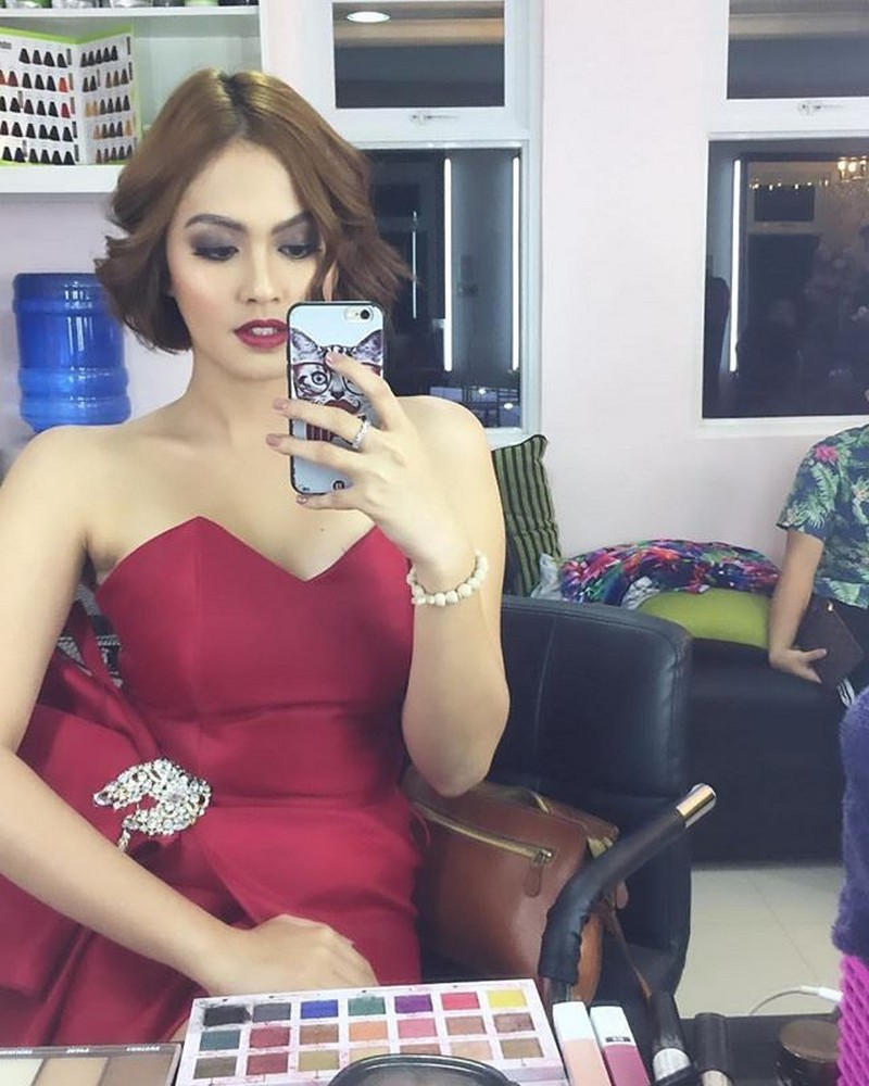 Short Hair, Don't Care! 12 Gorgeous photos of Miss Q & A 2nd Runner Up Lars Pacheco