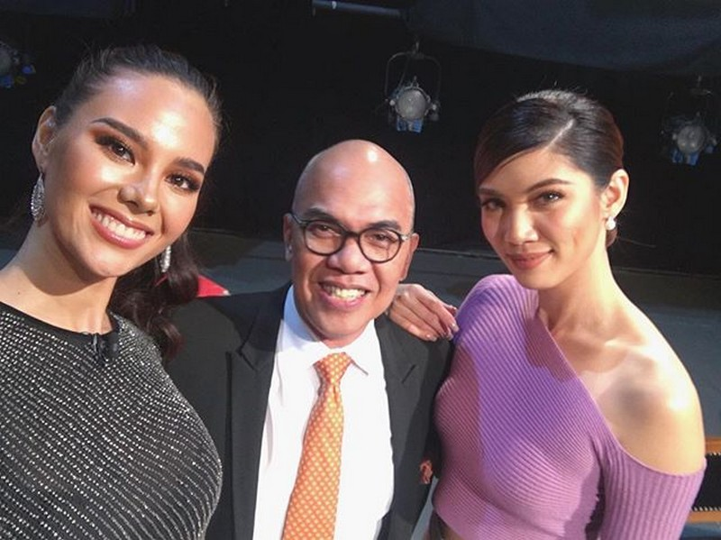 LOOK: Meet the Beauty Queen behind Miss Universe 2018 Catriona Gray's success