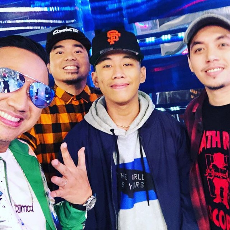 "IN PHOTOS: The person behind It's Showtime's groovy music ""DJ MOD!"""