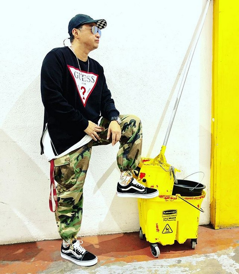 """IN PHOTOS: The person behind It's Showtime's groovy music """"DJ MOD!"""""""