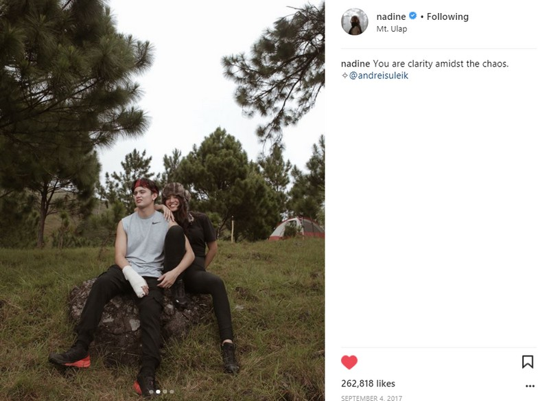 Missing JaDine on It's Showtime? Here are some of their Instagram photos that will make you 'KILIG' today!