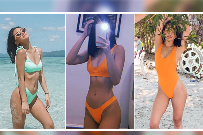 "22"" is her waistline! And These photos of Chienna will prove it!"
