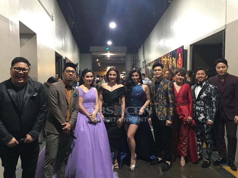 BEHIND-THE-SCENES: It's Showtime Miss Q & A Intertalaktic 2019 The Final Chukchak...Vaklang Twooo