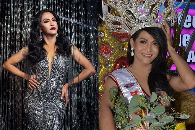 LOOK: Mitch Montecarlo Suansane's glittering triumph as Miss Q & A Intertalaktic 2019