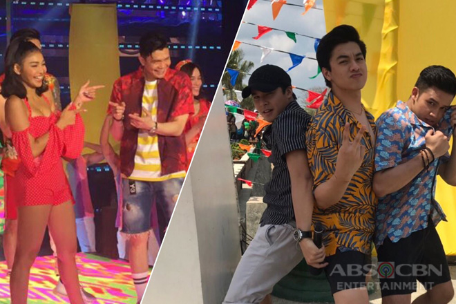 Behind-The-Scenes: Pasilip sa naganap na summer launch ng It's Showtime