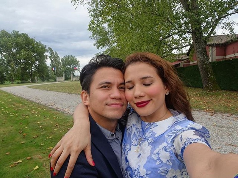 These photos of Karylle and Yael perfectly define their 5-year relationship