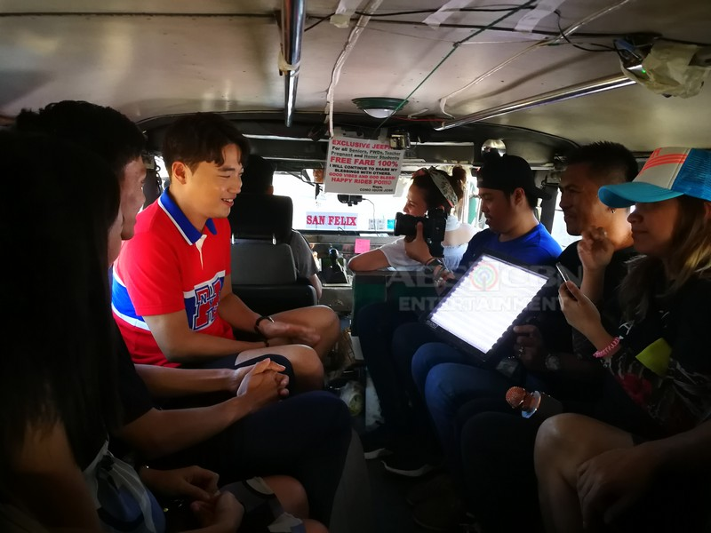 "Behind-The-Scenes: Road trip with Karylle & Ryan Bang with ""TSUPERhero"""