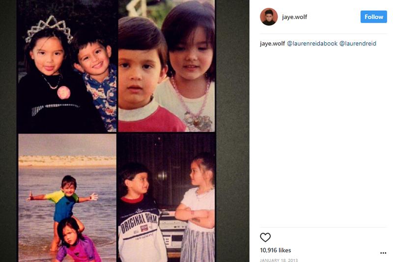 IN PHOTOS: Mga makukulit na bonding ni James Reid kasama ang kanyang mga kapatid