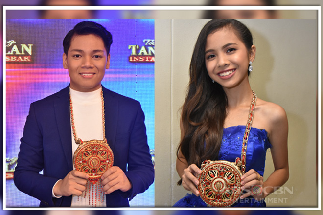 PHOTOS: Rafaello Canedo at Shaina Mae Allaga, pasok na sa TNT Season 3 Grand Finals