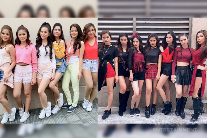 Sabay-sabay natin tignan ang orihinal na miyembro ng It's Showtime's Girltrend!