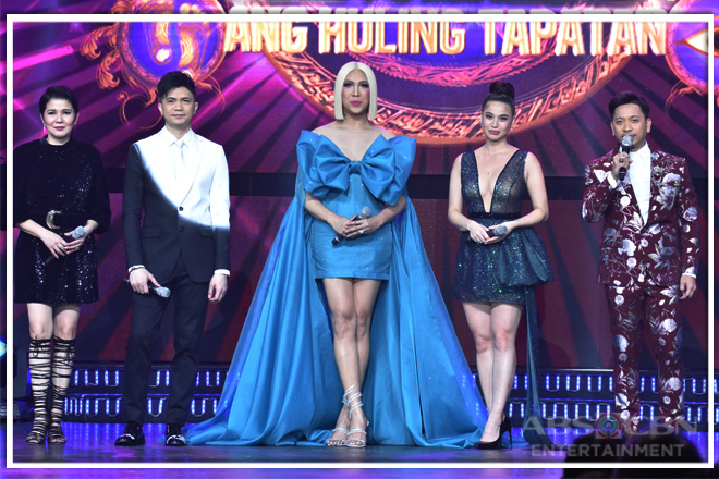 IN PHOTOS: Tawag Ng Tanghalan Season 3 Huling Tapatan
