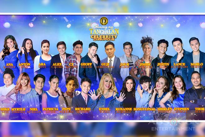 PHOTOS: Ang pangmalakasang contenders ng Tawag Ng Tanghalan Celebrity Champions!
