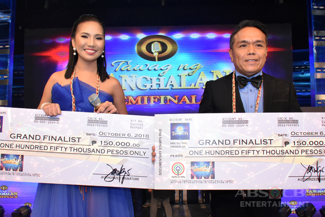 PHOTOS: Elaine and Ranillo to compete in Tawag Ng Tanghalan 3 Grand Finals