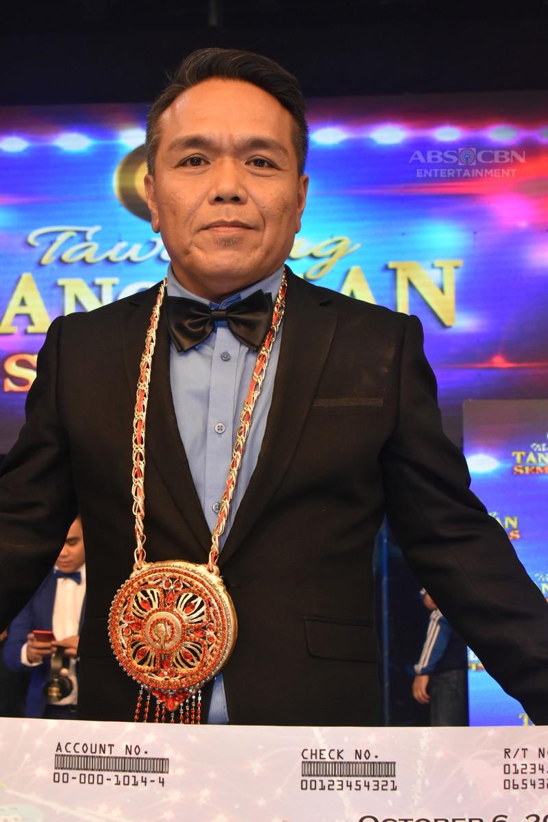 PHOTOS: Elaine and Ranillo to compete in Tawag Ng Tanghalan 3 Grand Finals