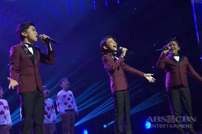 TNT Boys sing for Singapore President, join world-class artists in record-breaking fund-raising charity ball