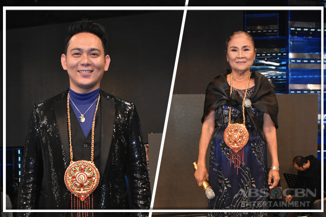 PHOTOS: Julius Cawaling at Violeta Bayawa, pasok na sa TNT Season 3 Grand Finals