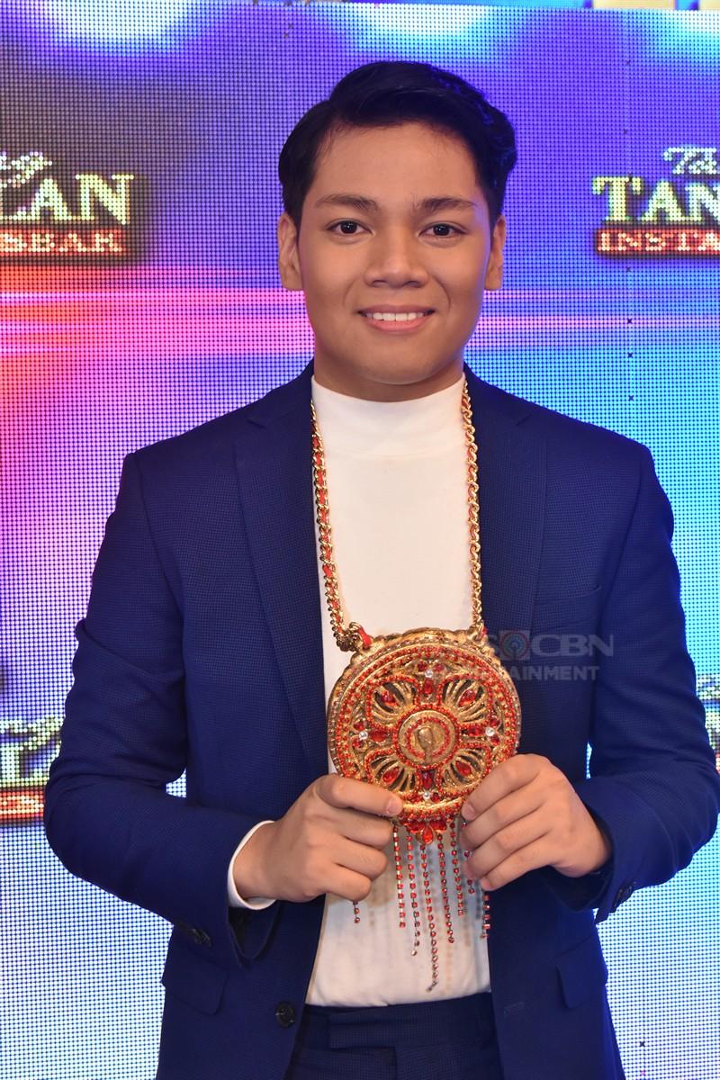 PHOTOS: Rafaello Canedo at Shaina Mae Allaga, pasok na sa TNT Season 3 Grand Finals