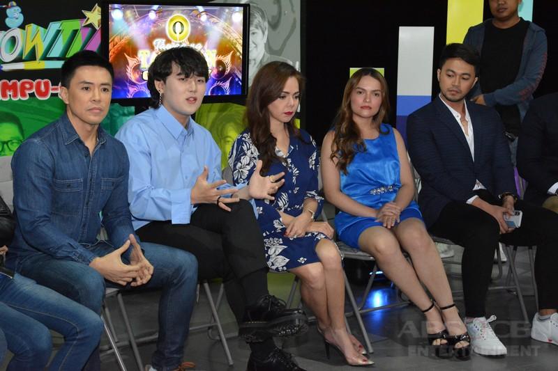IN PHOTOS: Tawag ng Tanghalan Celebrity Champions Press Meet-Up