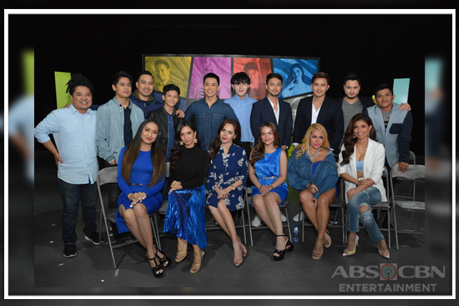 IN PHOTOS: Tawag ng Tanghalan Celebrity Champions Press Meet-Up