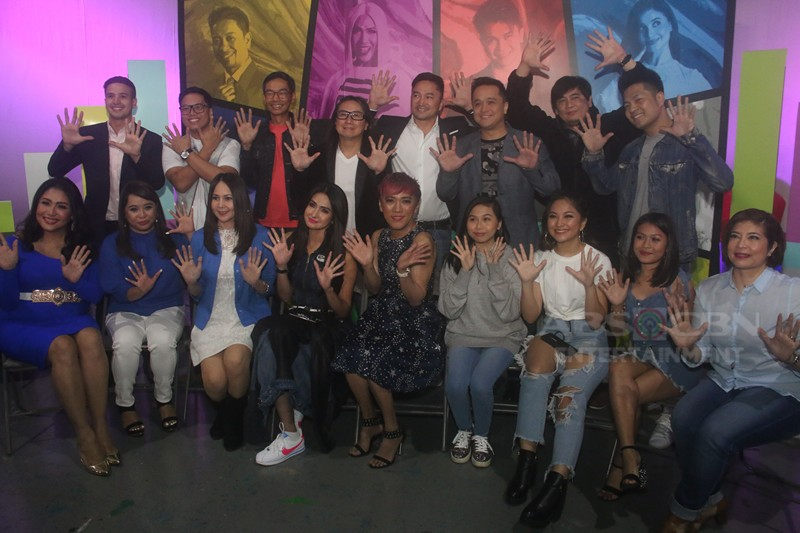 Second batch of contenders in TNT Celebrity Champion introduced in press meet-up