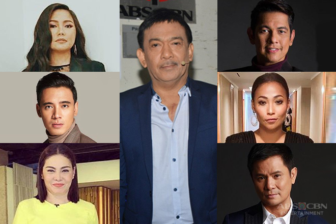 TNT Hurados show their admiration and gratitude for Rico J. Puno