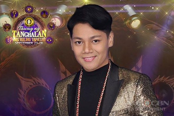 How Instant Resbaker Rafaello Cañedo continued chasing his dream in Tawag ng Tanghalan