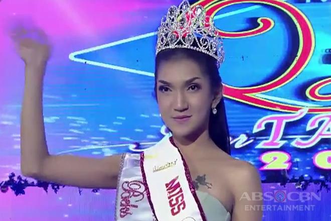 Ysa Bongkang Madrigal, itinanghal na bagong reigning Miss Q & A InterTalaktic 2019!