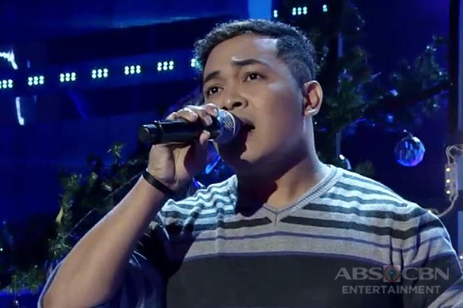TNT 3: Metro Manila contender Charlie Garais sings Huwag Ka Lang Mawawala